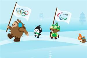 The Vancouver 2010 Olympic and Paralympic Mascots (+ sidekick)