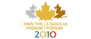 161 - Own the Podium logo