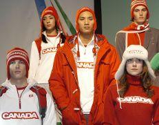 Torino 2006 uniforms