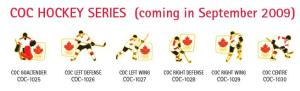 Canadian Olympic Committee Hockey series