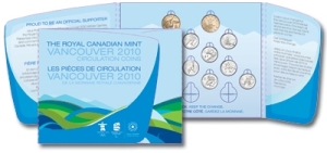 The Circulation Coin Collector Card, yours free from participating Petro-Canada stations!
