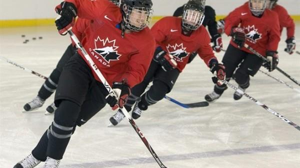 115 - Womens Hockey win
