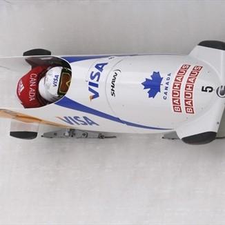 Canada 5 bobsleigh womens