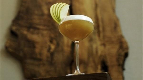 097 - Bronze Montreal Martini