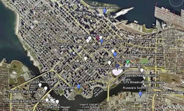 95 - Google earth map